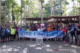 """Rodalink Indonesia gelar jelajah """"Bike for Life"""""""