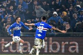Sampdoria menangi Derby della Lanterna sekaligus akhiri rentetan kekalahan