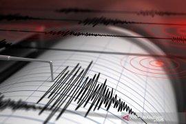 Sukabumi di guncang gempa magnitudo 5,0