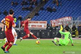 Roma naik ke peringkat empat Liga Italia setelah pukul SPAL 3-1