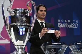 Putaran 16 besar Liga Champions, Liverpool akan berhadapan dengan Atletico Madrid