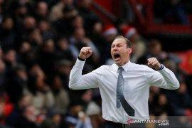 Manajer interim Everton Duncan Ferguson ingin tutup tugas dengan hasil positif kontra Arsenal