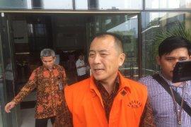 Sidang perdana praperadilan tersangka kasus suap Meikarta ditunda