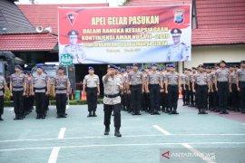 S Kalimantan Police on natural disaster preparedness