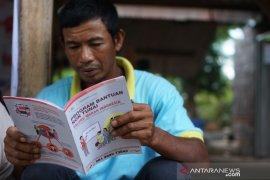 PMI bagikan tabungan dan kartu ATM kepada 4 ribu korban gempa di Lombok