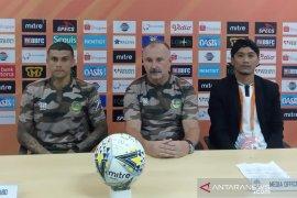Pelatih Tira Persikabo kecewa atas hasil imbang lewan Persela Lamongan