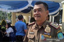 Satpol PP Bangka siapkan 30 personel awasi ancaman banjir