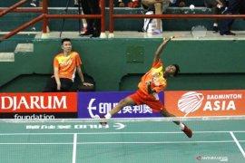 Indonesia juara umum Kejuaraan Bulu Tangkis Asia