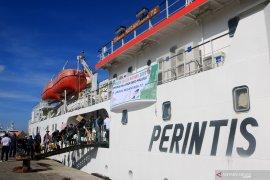 Diduga terjatuh, seorang bocah hilang dari kapal menuju Manokwari