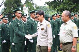 Kepala BPPSDMP kukuhkan 243 mahasiswa baru Polbangtan Bogor