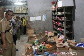 Tim Sidak Babel temukan produk pangan tidak layak konsumsi