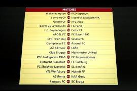 Inilah hasil undian 32 besar Liga Europa