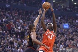 Raptors kalahkan Mavs dengan bangkit dari defisit 30 poin