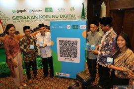 NU Care-GoPay luncurkan kode batang sumbangan digital