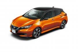 Nissan Leaf 2020 hadir dengan teknologi dan warna baru