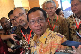 Mahfud sebut usulan pemekaran Papua akan diputuskan Mendagri Tito