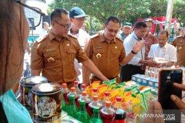 Gubernur Maluku minta masyarakat agar berbelanja secukupnya di pasar murah