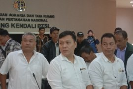 Petani Cianjur temui Wamen BPN adukan sengketa lahan pertanian
