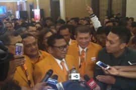 OSO klaim Presiden Jokowi tidak pernah tinggalkan Hanura