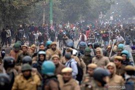 Bentrokan di Ibu Kota India memprotes UU Kewarganegaraan