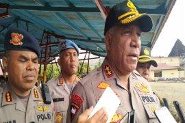 Kontak tembak dengan KKB di Intan Jaya, dua prajurit terluka
