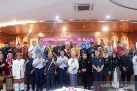 24 raja dan sultan dari berbagai daerah berkumpul di Unpak Bogor