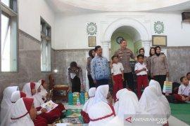 Polisi pulihkan trauma siswa SDN di Jember setelah ruang kelasnya ambruk
