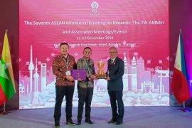 SI raih penghargaan dalam ajang ASEAN Mineral Awards 2019
