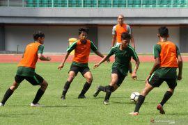 Timnas U-16 akan lawan dua tim lokal dalam laga uji coba