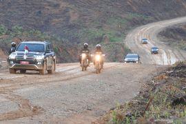 Penajam anggarkan Rp152 miliar untuk peningkatan jalan Kabupaten