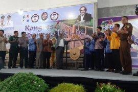 Kongres anak Indonesia ke-16 dimulai  di Deliserdang