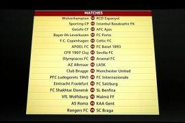 Hasil pertandingan 32 besar  Liga Europa leg pertama