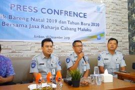 PT. Jasa Raharja Maluku bayar santunan Rp8,1 miliar