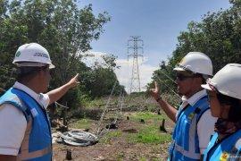 PLN UIP Kalbagbar kejar penyelesaian jaringan transmisi Ketapang - Kendawangan