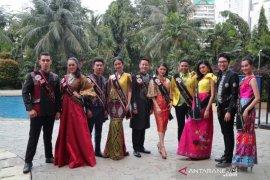 Putra Putri Tenun Songket digandeng promosikan warisan budaya Nusantara