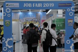 Palembang tekan pengangguran di bawah sembilan persen