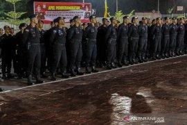 Polda Riau kirim 100 Brimob ke Papua. Ini tujuannya