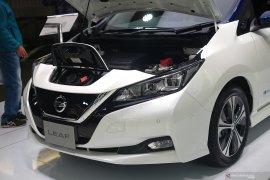 "Mobil listrik Nissan Leaf bisa untuk ""drift"""