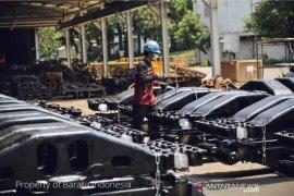 Ekspor komponen kereta api 2019 naik dua kali