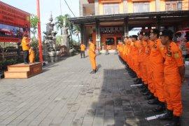 Jelang Natal-Tahun Baru, Basarnas Bali siagakan ratusan personel-alat utama