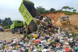 Sampah di Kota Jambi didominasi anorganik