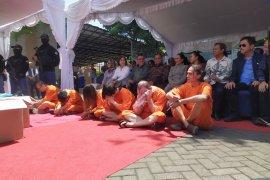 Empat warga asing ditangkap di Bandara Ngurah Rai karena narkotika