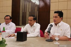 Presiden Jokowi akui masalah Jiwasraya sudah lebih dari 10 tahun