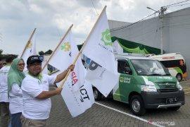 10.000 karton air minum wakaf dari ACT untuk Kabupaten Malang