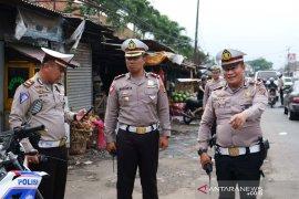 Polres Tangerang siapkan skema lalu lintas  pengamanan Natal