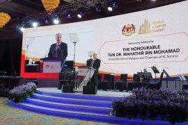 Mahathir sebut KL Summit untuk meningkatkan kehidupan umat Islam