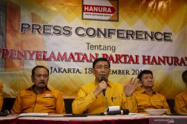 Wiranto mundur dari jabatan Ketua Dewan Pembina Hanura
