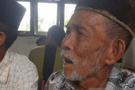Kakek usia 89 tahun hilang di hutan
