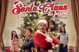 """Film """"KNK: Santa Claus dari Jakarta?"""" luncurkan poster resmi"""
