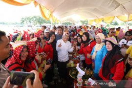 Bupati Serang berharap LKBA hidupkan tradisi gotong royong